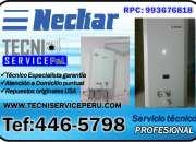 TECHNICAL (446-5798) SERVICIO TECNICO DE TERMAS NECKAR BOSCH