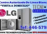 TECHNICAL LG (446-5798) SERVICIO TECNICO DE REFRIGERADORAS Y LAVADORAS