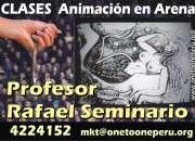 Arte en arena animación,clases