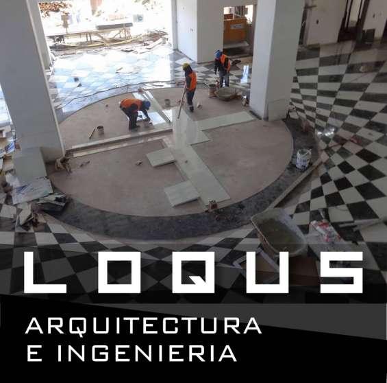 Loqus arquitectos - diseño y construcción