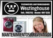 Mantenimiento de Centro de Lavado White Westinghouse - 7992752