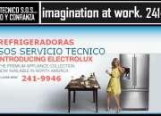 Refrigeradoras electrolux = 2425656 = servicio tecnico lima