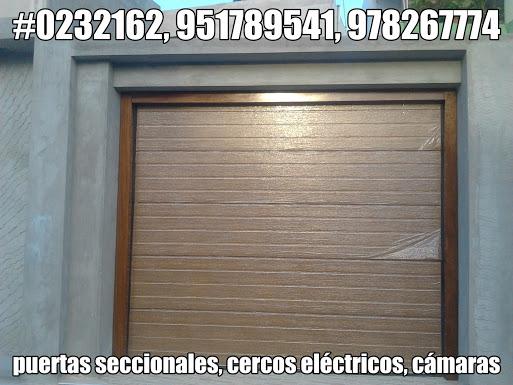 978267774, puertas levadizas trujillo, puertas seccionales, portones levadizos, automática