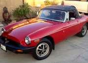 vendo MG B 1979 $12,500