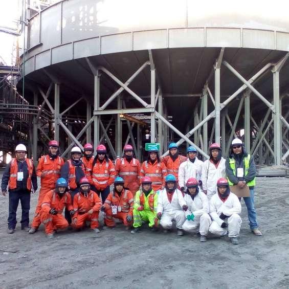 Trabajos en la minera chinalco y nuestro compromiso