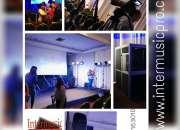 Simultaneous Translation services Equipments in Peru. www.intermusicpro.com