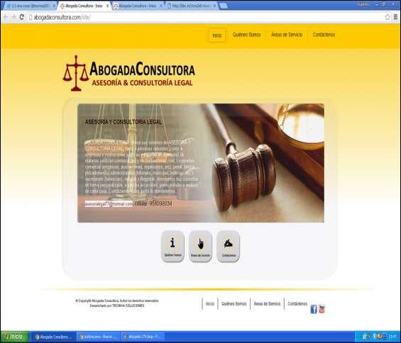 Se ofrece asesoria legal