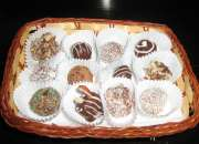 1000 trufas de chocolate para empresas por navidad