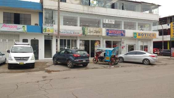 Alquilo local comercial área 150 metros c. en los olivos.