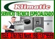 Tecnicos especializados en lavadoras y secadoras  klimatic 7992752  chorrillos