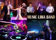 Alquiler de equipo de  sonido y luces lima -Djs Bodas-matrimonios