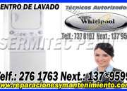 Servicio técnico de reparacion whirlpool la molina- 7378107