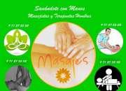 Masajes Delivery para Hombres