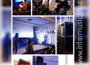 Peru interpreta equipos eventos traductores. microfonos debate  www.intermusicpro.com