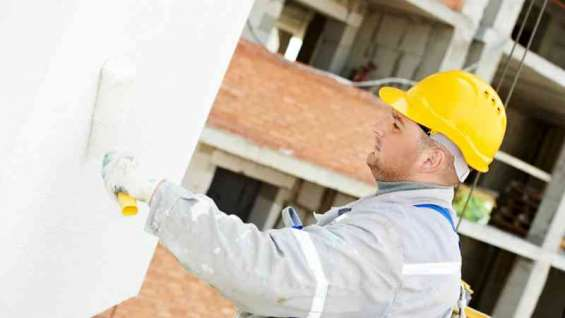 Pintores, servicios generales y servicio de mantenimiento
