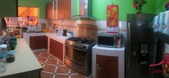 Cocina primer piso