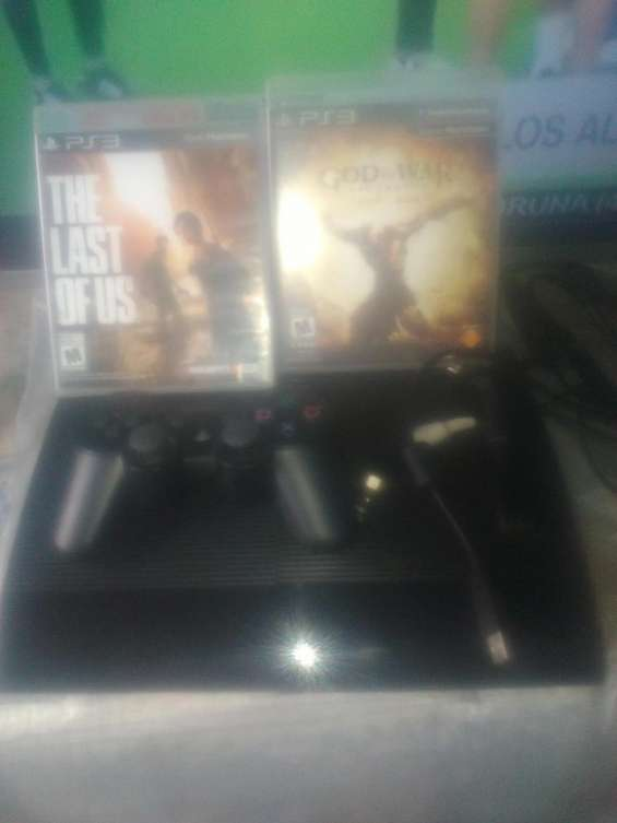Consola play station 3 500gb