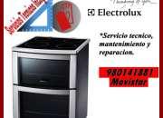 MANTENIMIENTO Y REPARACION PARA COCINAS ELECTROLUX EN LIMA