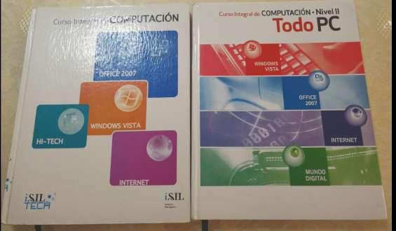 Curso integral de computación. 2 tomos