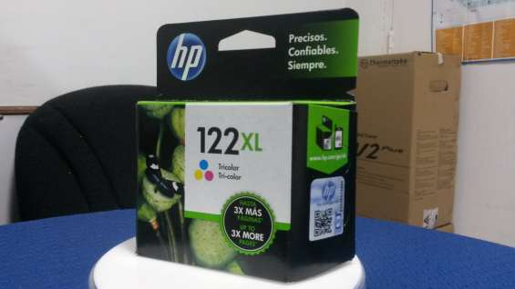 Hp 122xl tri-color