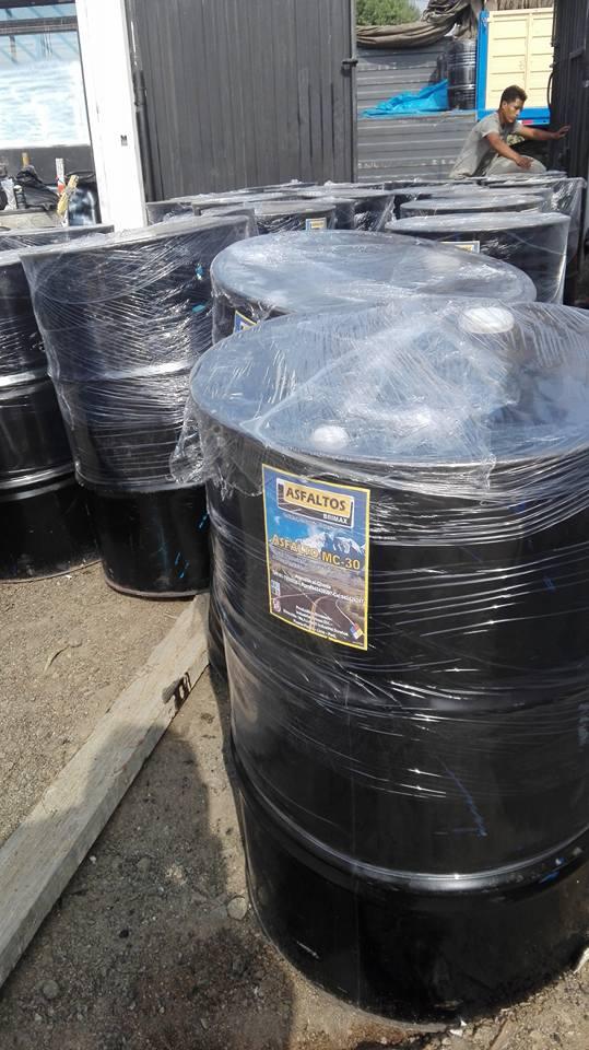 En lima y provincia venta de asfalto liquido reforzado rc-250