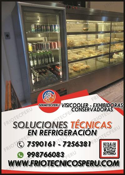 Técnicos expertos en refrigeración *7256381* ((visicooler)) en la perla