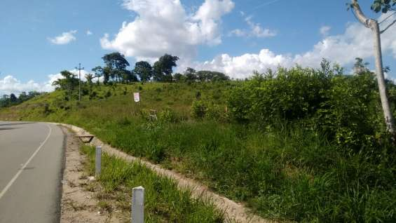 Se vende terreno de 99,742.00 m2. en yurimaguas